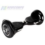 Smart Balance Scooter Electrico Luz Y Parlante Bt 10¿