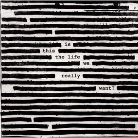 Lp Roger Waters Is This The Life We Really Want? Lacrado !