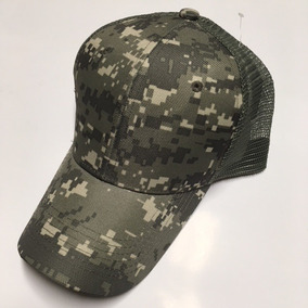 Gorra Camo Pixel Militar Premium ¡envío Gratis!