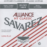 Encordado Clasica Savarez 540r Alliance Ht Classic - Cuotas