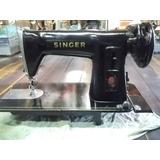 Máquina De Costura Singer Raridade Antiga Perfeito Funcionam