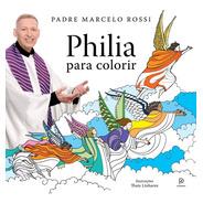 Livro Philia Para Colorir