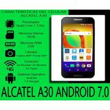 Alcatel A30 Android 7.0 16gb Rom 2gb Ram 4nucleo Pant 5 New