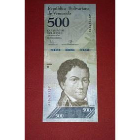 Ander - Venezuela 500 Bolivares 2017 Sin Circular