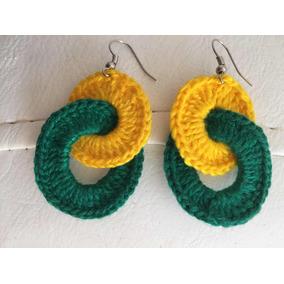 Acessórios Para Copa Do Mundo Em Crochê!produtos Acima De 10