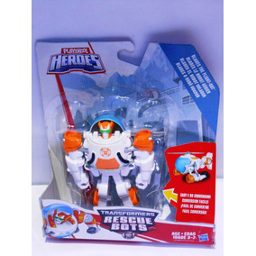 Playskool Heroes Transformers Rescue Bots Hasbro 12 Cm