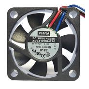 Cooler Micro Ventilador 40x40x10mm 12v 40x40 Rolamento Duplo