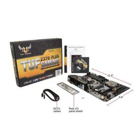 Kit Core I7-8700 3.2ghz 8º Ger,+placa Mãe Asus Tuf Z370 16gb