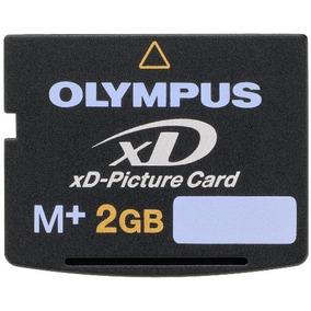 Olympus M+ 2 Gb Xd-picturecard Flash Memory Card 2-pack 202