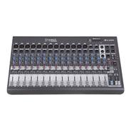 Mesa Som 16 Canais Usb Bluetooth Xms1602d Balanceado Nca Ysm