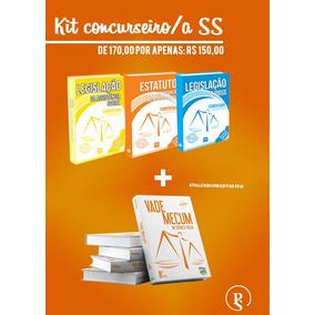Kit Concurseiro Serviço Social