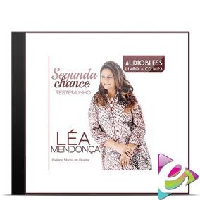 Audiobless Livro E Cd Mp3 Lea Mendoca Segunda Chance Cód. 26