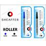 Tanque Sheaffer Rollerballacc Original Repuesto Azul O Negro