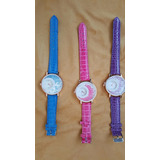 Reloj Para Dama Varios Colores Bello Bonito Barato