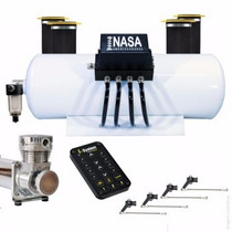 Kit Ar Gerenciador 10mm I-system Nasa - Saveiro G3 2003