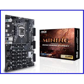 Tarjeta Madre Asus B250 Mining Expert 19 Pci-e Rig Eth Btc
