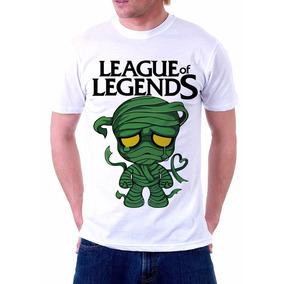 Camisa, Camiseta League Of Legends, Amumu