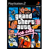 Grand Theft Auto Vice City Para Playstation 2 Nuevo Sellado