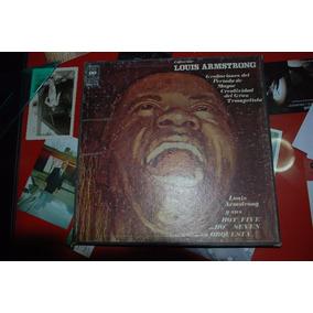Colección Louis Armstrong Long Play