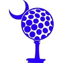 Pelota De Golf Como Carolina Del Sur Luna Del Palmetto K5
