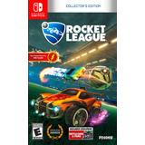 Rocket League Collector Switch Juego Nuevo Fisico Original