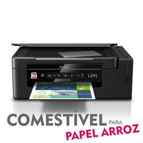 Impressora Multifuncional A4 Tinta Comestível P/ Papel Arroz
