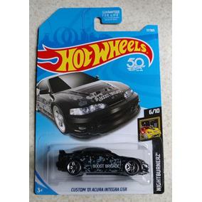Hot Wheels 01 Acura Integra Gsr 17/365 Del 2018 Usa