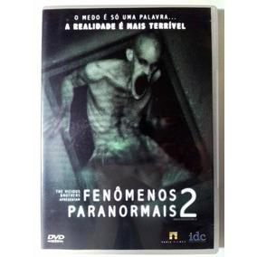 Dvd Fenômenos Paranormais 2 Original Grave Encounters 2