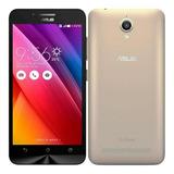 Celular Asus Zenfone Go Zc500tg Dorado - Dracmastore