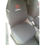 Forros De Asientos Impermeables Lona Corolla Baby Camry 1.8