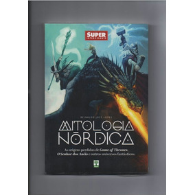 Livro Superinteressante Mitologia Nordica Editora Abril