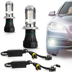 Kit Bi Xenon Farol Civic 93 A 97 98 99 00 01 02 03 H4 6000k