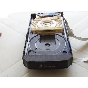 Gaveta 3 Cd Do Som Sony Genezi Minicomponete System Mhc-ec77