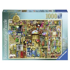 Ravensburger Extraño Librería 2 Jigsaw Puzzle ( Envío Gratis