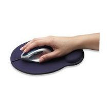 Manhattan Mousepad Con Descansa Muñecas De Gel, 20x24cm, Gro