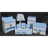 Kit Higiene De Bebê Mdf Tema Príncipe Menino Promoção