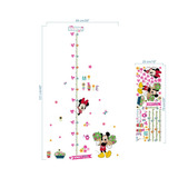 Sticker De Vinilo Para Pared Decorativo Minnie Mickey Mouse