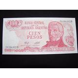 Billetes 100 Pesos Correlativos Todos Distintos, Unicos.