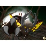 Pack Mega Evoluciones - Pokémon Ultra Sol Y Luna