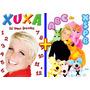 Xuxa Só Para Baixinhos Coleção 13 Dvds+ Brinde+ Frte Grátis!