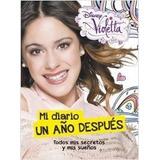 Violetta. Mi Diario. Un Año Después; Disney