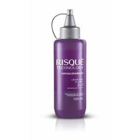 Creme Para As Mãos Risqué Technology Com 100ml