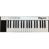 Teclado Controlador Irig Keys Pro 37 Teclas Usb