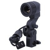 Socket Para Foco Ahorrador E27 Ideal P/ Video O Fotografia