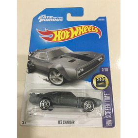 Hot Wheels Ice Charger Rápido Y Furioso Fast & Furious