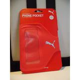 Brazalete Porta Celular Puma Sport Neoprene Iphone