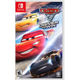 Cars 3: Driven To Win For Nintendo Switch.!!