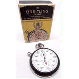 Cronômetro Breitling Antigo De Coleção - Modelo N. 01214