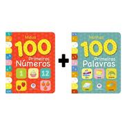 Livro Minhas 100 Primeiras Palavras + 100 Numeros