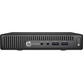 Desktop Hp 705 G3 Amd A6 Ram De 4 Gb Dd 1 Tb Sff Z2f86lt